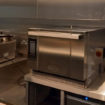 Speed Pro baking oven at The Attendant