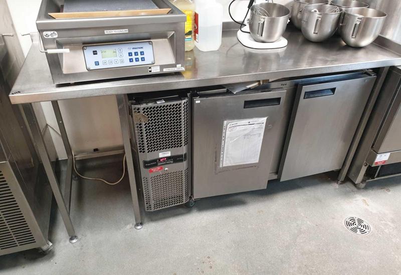 The Westbury kitchen equipment for auction