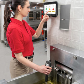 Frontline International and Cargill Kitchen Controller