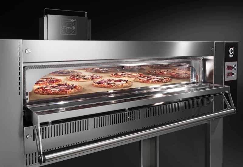Giorgione pizza oven 1
