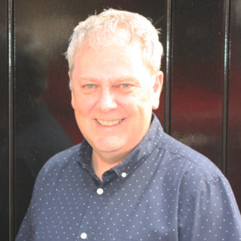 Gary Nunn, managing director
