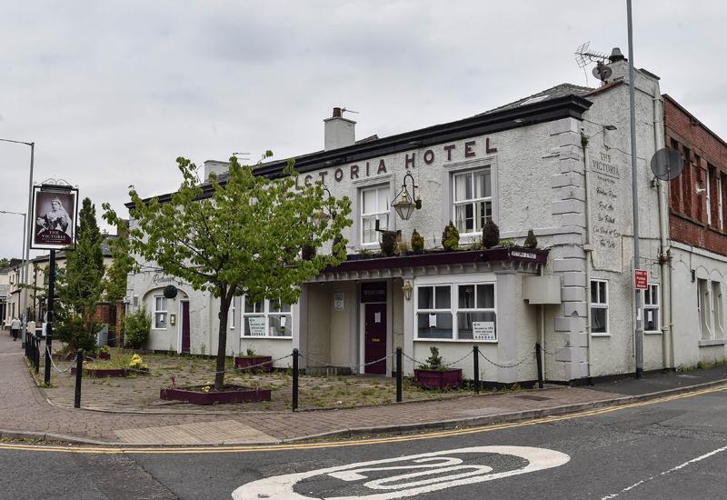 The Victoria, Rainhill