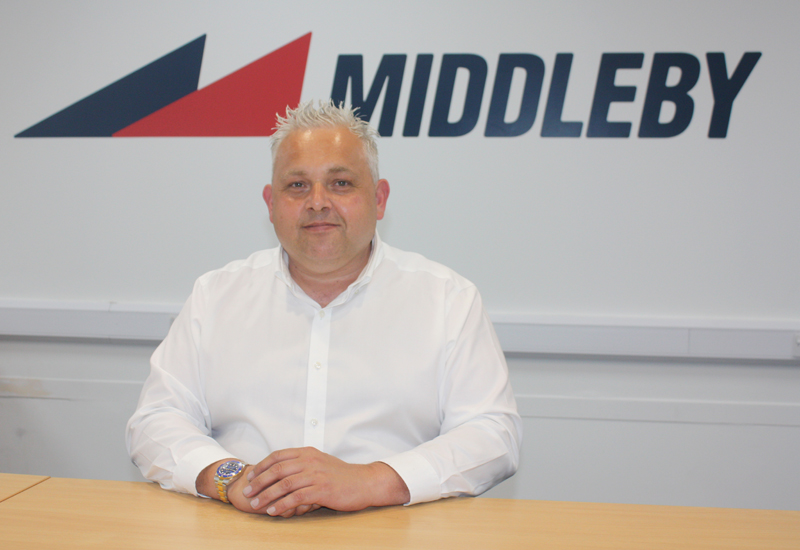 Chris Jones, group managing director, Middleby Commercial Foodservice