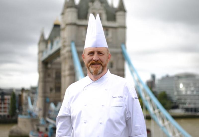 Daniel Ayton, cluster head chef