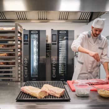 Cheftop Mind.Maps Big Compact Plus combi oven