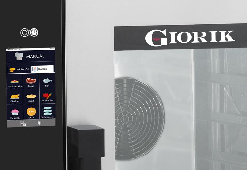 Giorik Movair countertop combi oven 2