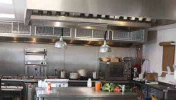 Punch Pubs development kitchen
