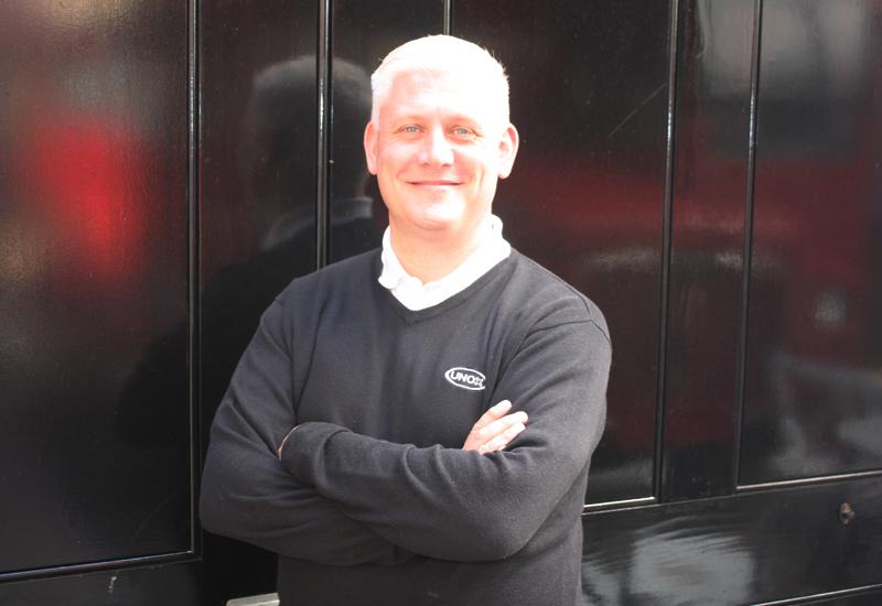 Scott Duncan, managing director