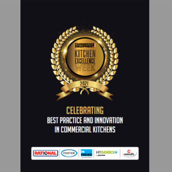 Kitchen Excellence Week Report 2021 cover