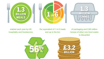 Designed with Waste in Mind report infographic