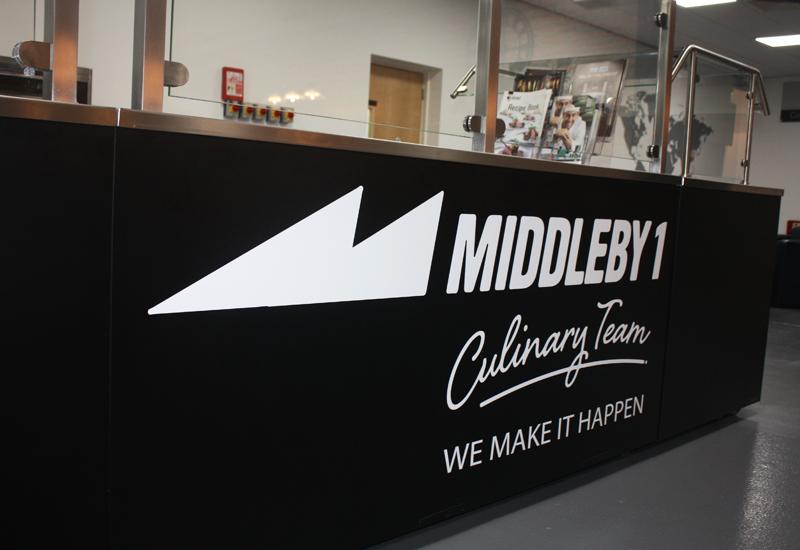 Middleby UK showroom 4