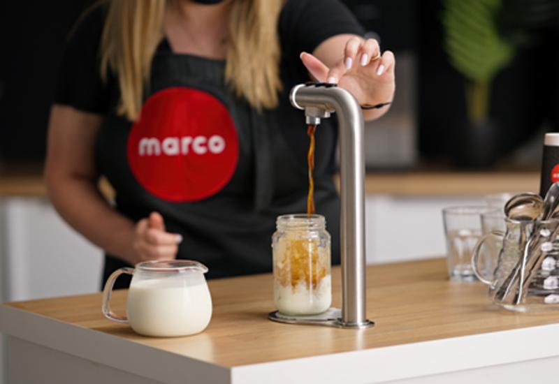 Pour'd cold coffee dispenser 1