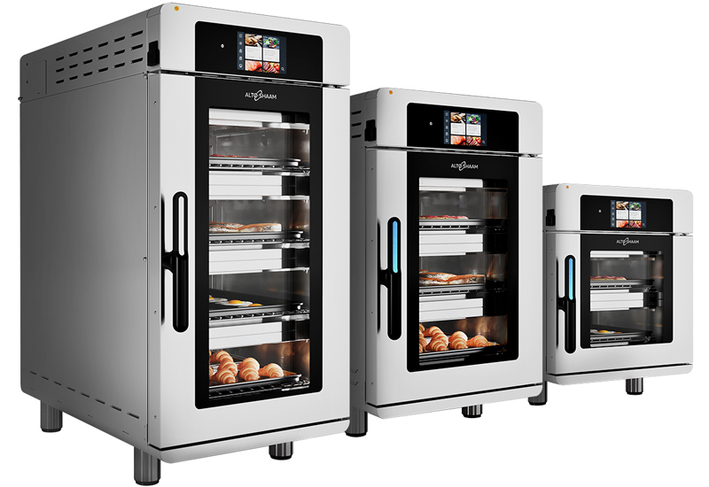 Alto-Shaam Vector H Series multi-cook oven