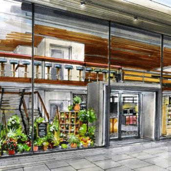 Arcade Food Hall, Centre Point
