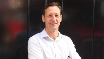 Lee Brooks, food development manager