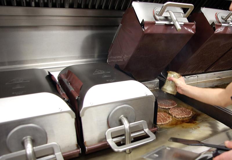 McDonald's grill 1