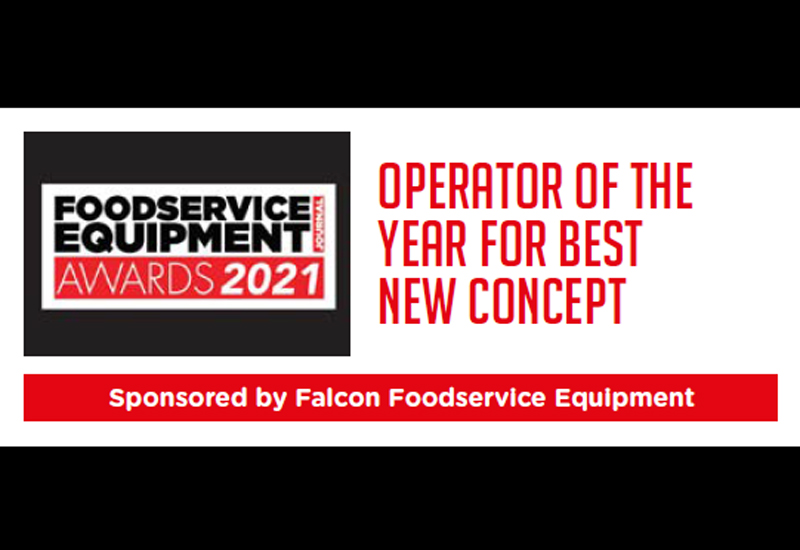 Operator of the Year for Best New Concept 2021
