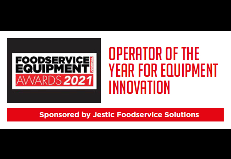 Operator of the Year for Equipment Innovation 2021
