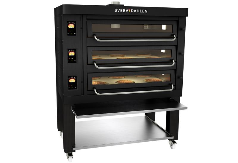 P-Series P603 Beyond Black pizza oven