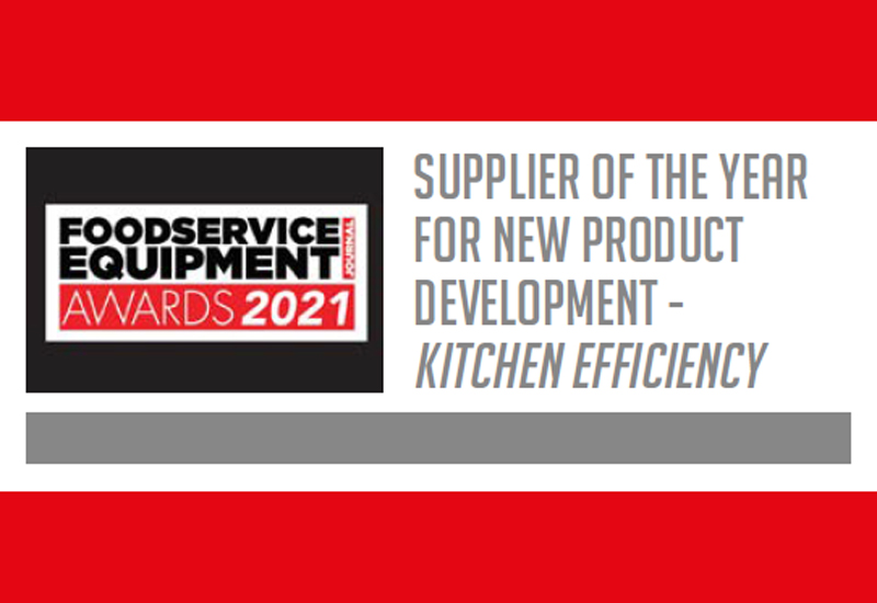 Supplier of the Year for New Product Development – Kitchen Efficiency
