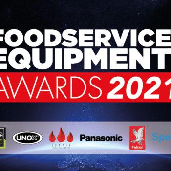 FEJ Awards 2021 with sponsor logos