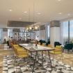 Glow Lounge, Hilton Woking