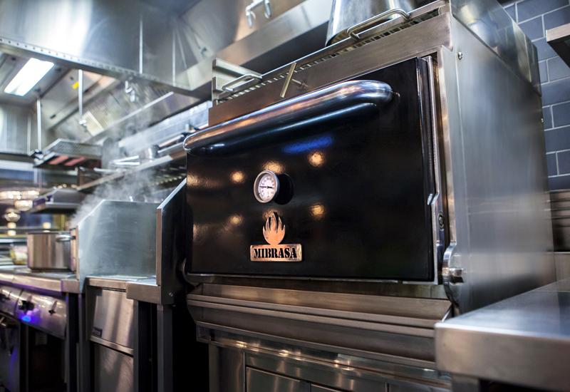 Mibrasa charcoal oven