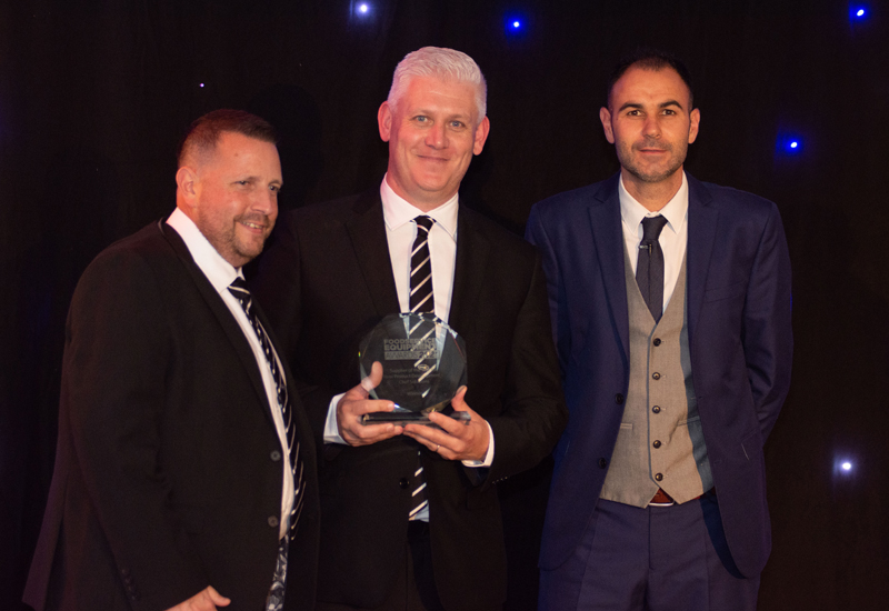 Supplier of the Year for New Product Development – Chef Solutions 2021