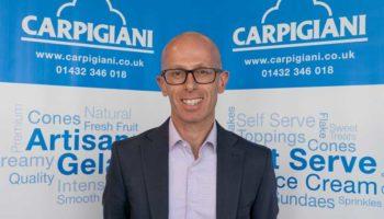 Paul Richards, UK sales manager