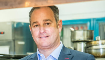 Chris Moore, managing director, Compass Group Academy,
