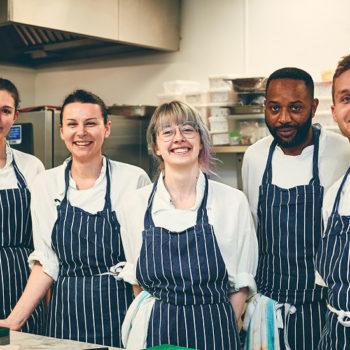 D&D London chefs