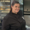Holly Charnock, head chef, Woodlands Primary School, Formby
