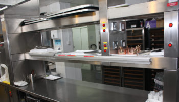 Kitchen pass