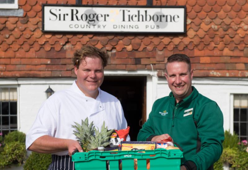Morrisons Starstock partnership