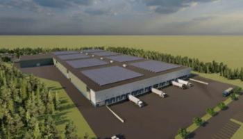 Pitco manufacturing facility render