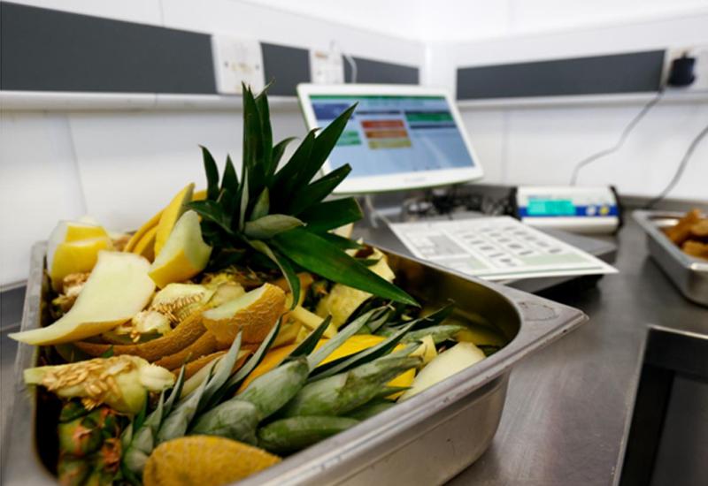 Sodexo Leanpath food waste system